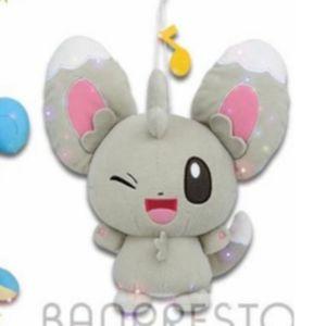 Japanese Minccino Pokemon Plush